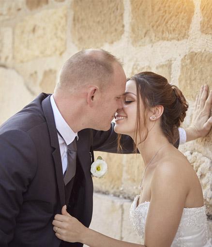 Photographe de mariage Lyon la ceremonie a l'eglise en photo