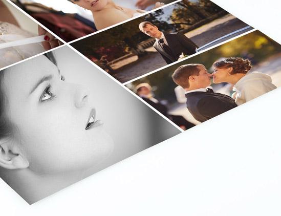 Photographe de mariage Tresserve livre photo et tirage papier